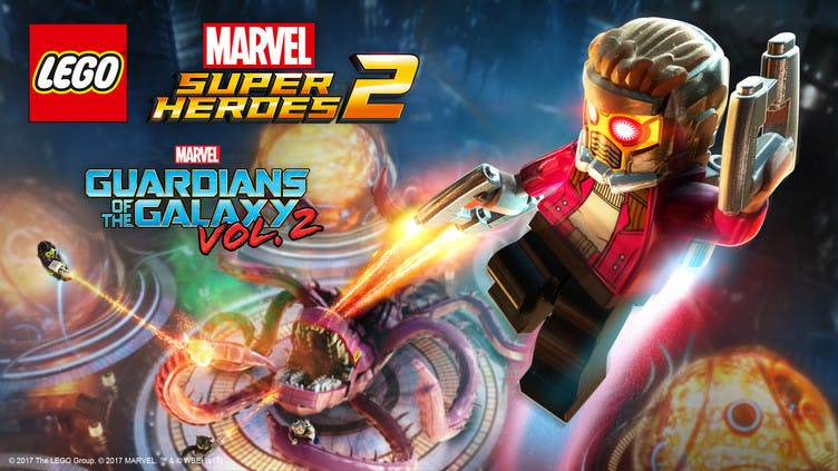 LEGO Marvel Super Heroes 2 - galactic DLC unveiled