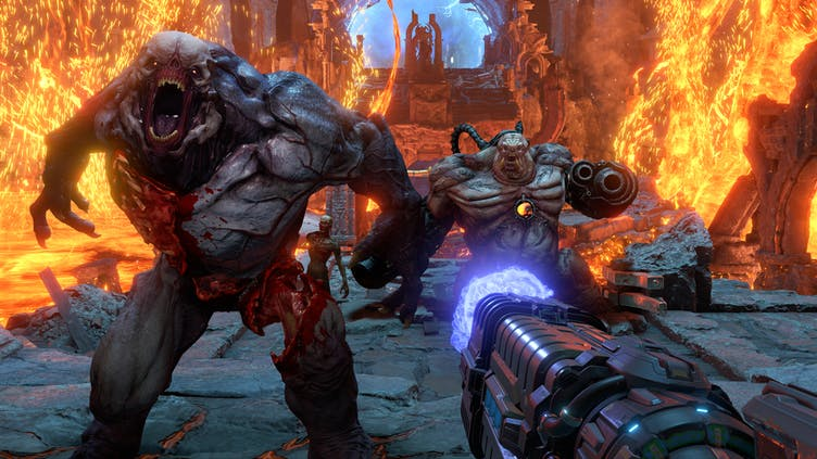 DOOM Eternal soundtrack - A behind-the-scenes look at recording