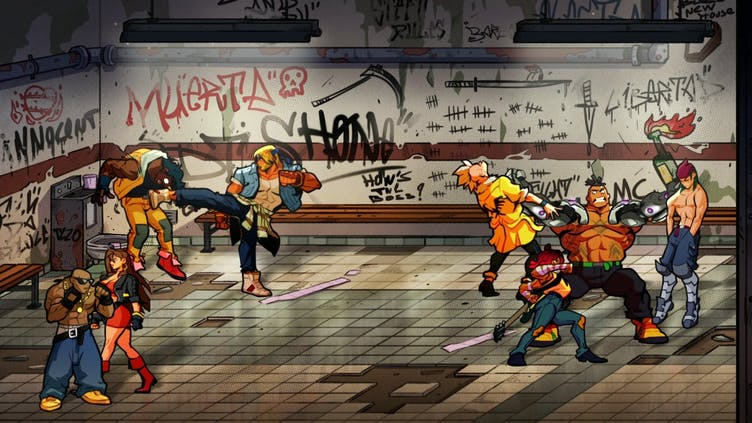 Streets of Rage 4 - What the game got right