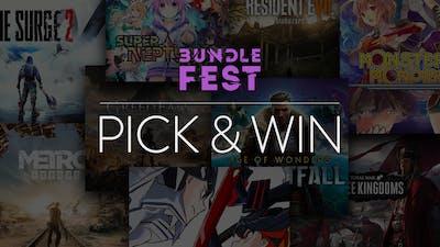 Pick & win awesome Steam game bundles to celebrate BundleFest 2020