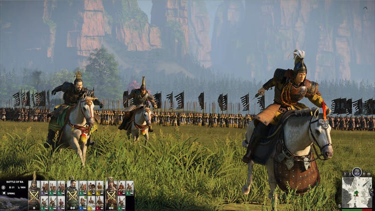 Total War: Three Kingdoms Fates Divided - What you need to know