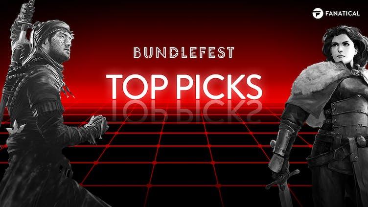 BundleFest top picks - Your favorite exclusive bundles so far