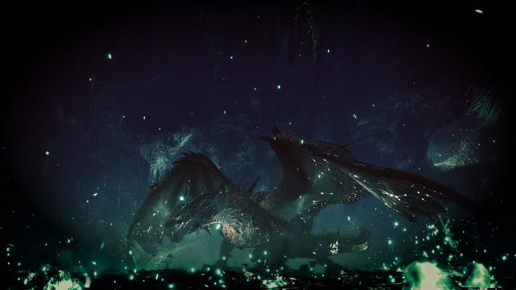Mystery clue spotted in Monster Hunter World: Iceborne dev diary