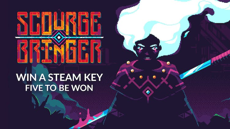 Win a ScourgeBringer Steam PC key with Fanatical