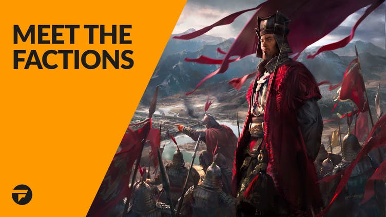 Total War Three Kingdoms - Meet the 12 factions battling for ancient China