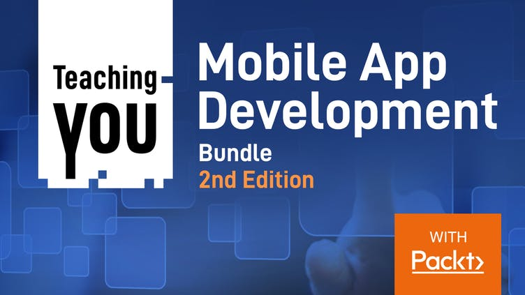 Mobile App Development Bundle 2nd Edition - 5 key things that you can learn