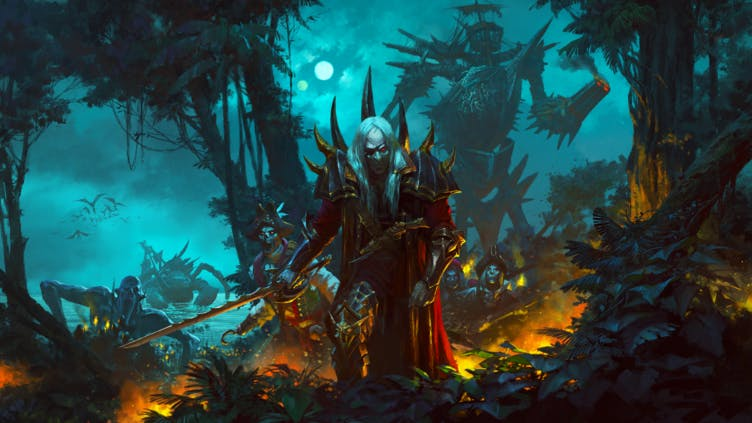 Total War: Warhammer II Curse of the Vampire Coast expansion announced