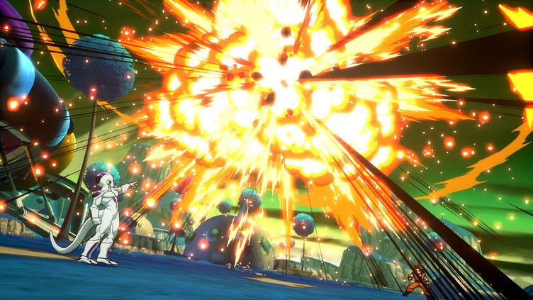What are critics saying about Dragon Ball FighterZ