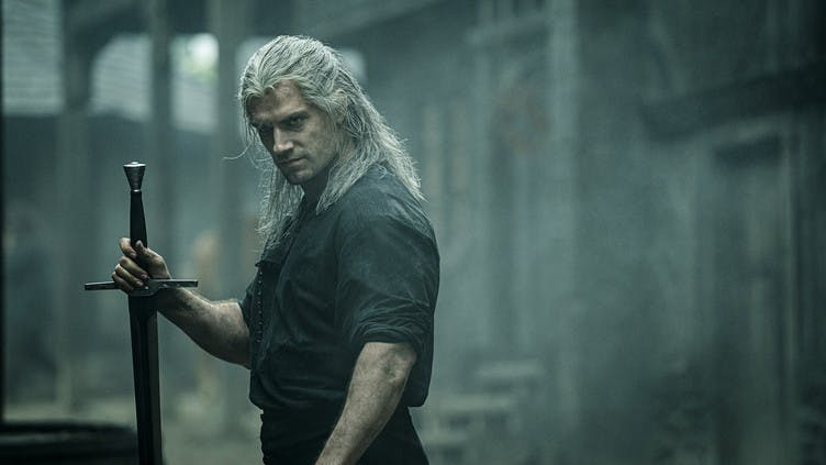 Watch Henry Cavill take a bath in latest Netflix trailer for The Witcher