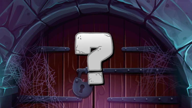 What games could you find in the Mystery Crypt Bundle - Solve the clues
