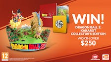 Chance to win Dragon Ball Z: Kakarot Collector's Edition worth over $250