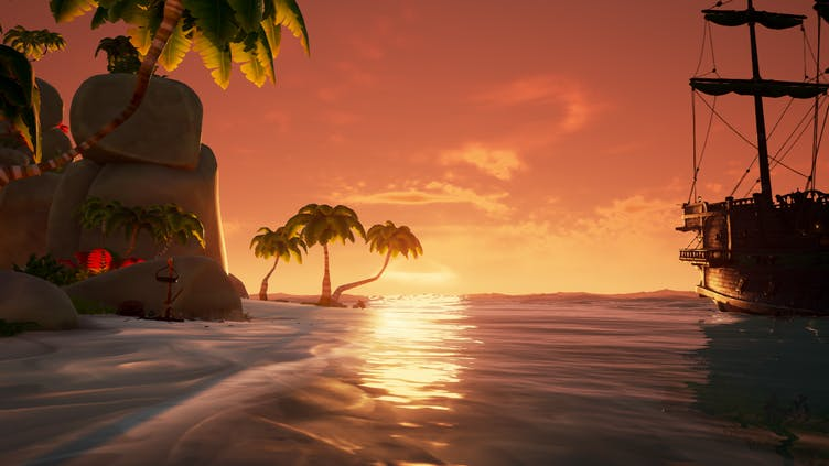 New Sea of Thieves content update pays tribute to team member who passed away