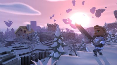 Portal Knights gets new DLC expansion - Elves, Rogues and Rifts