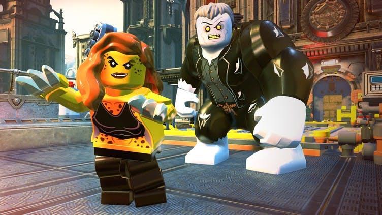 New LEGO DC Super-Villains character customization trailer