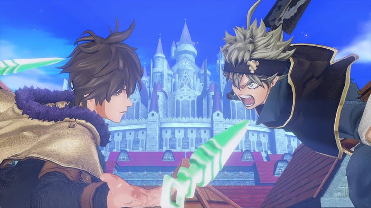 Bandai Namco reveals BC Project characters and gameplay