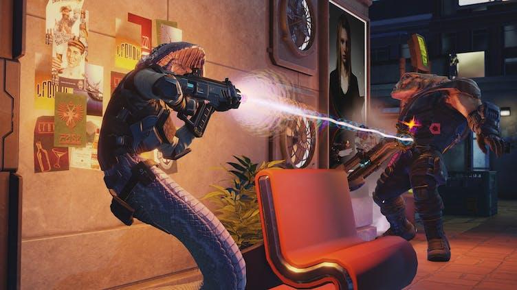 XCOM: Chimera Squad - What we know so far