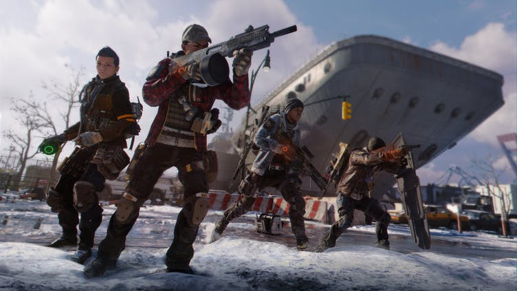 The Division Update 1.8 - new game modes and free access