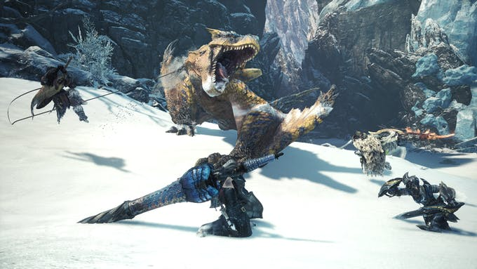 What Monster Hunter World Iceborne got right - our review