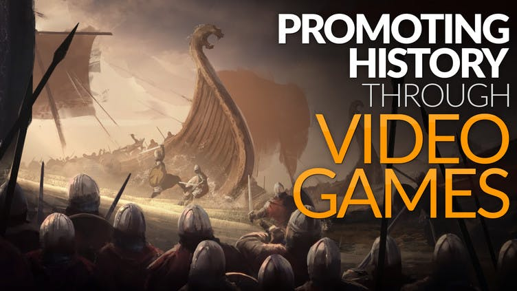 The importance of promoting history through video games