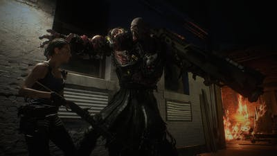 Resident Evil 3 Remake mod turns every enemy into Nemesis