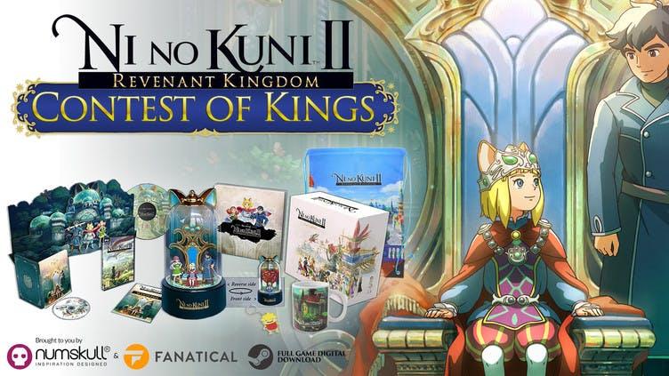 Enter Ni no Kuni II Contest of Kings worth over $250