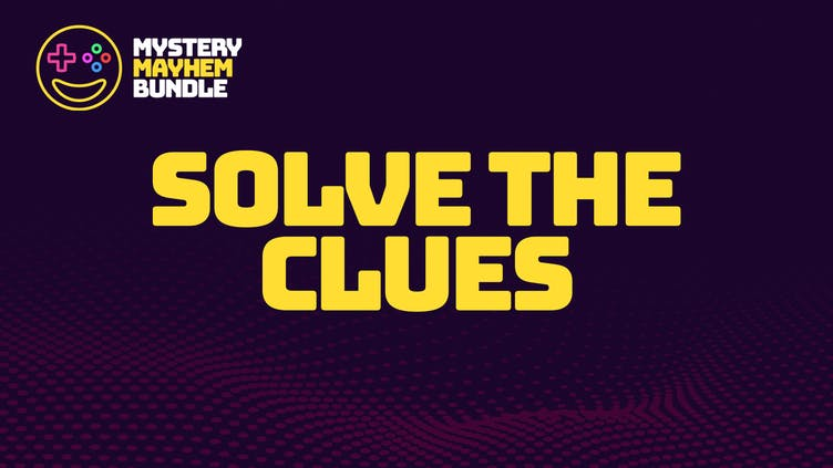 What games could you find in Mystery Mayhem Bundle - Solve the clues