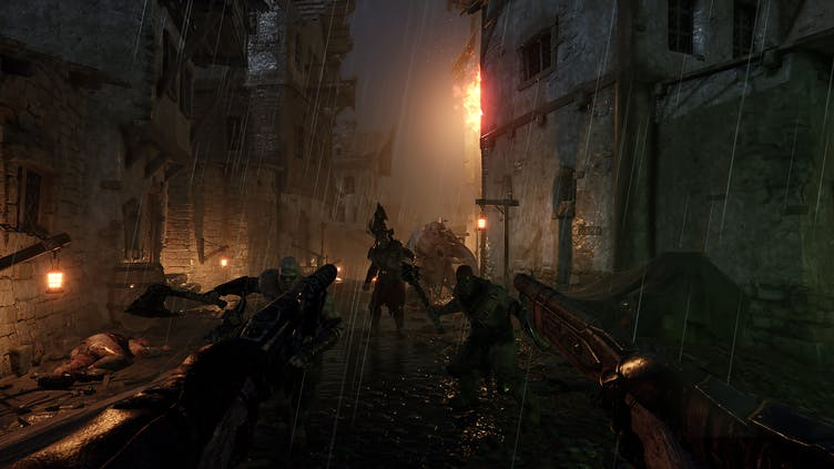 What are critics saying about Warhammer: Vermintide II