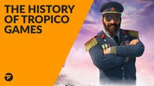 The history of Tropico PC games