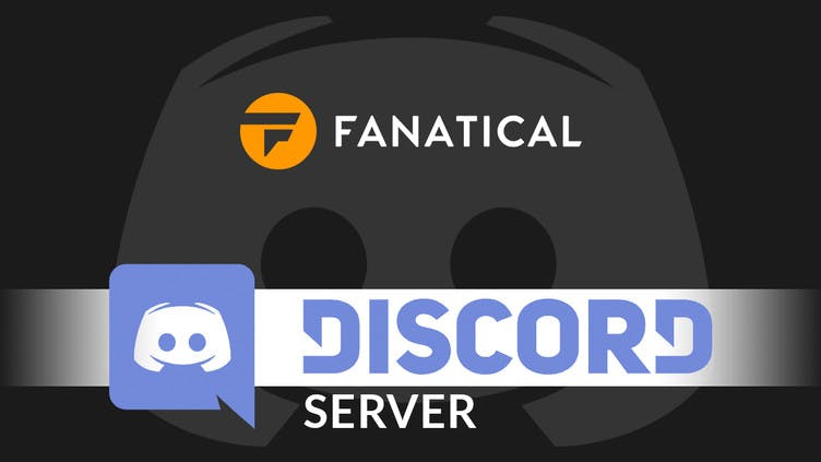 Fanatical on Discord - Chat with fellow gamers