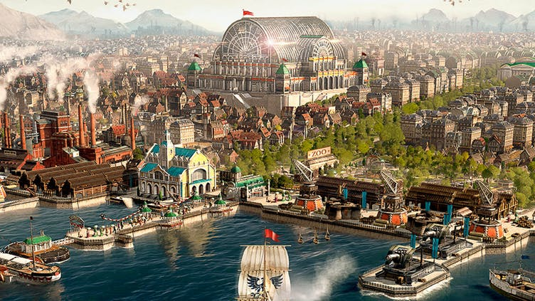 Anno 1800 - Your questions answered