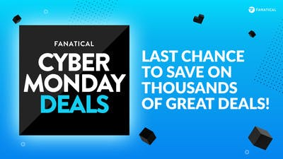 Cyber Monday deals - Last chance for top discount on awesome games