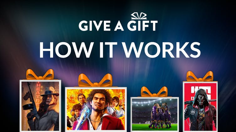 How to Give A Gift on the Fanatical Store