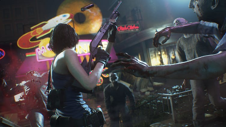 Resident Evil 3 Remake - Meet the enemies trying to kill you