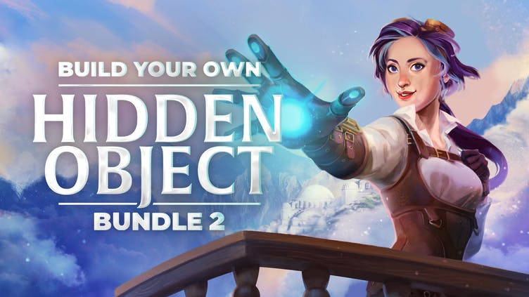 Tuesday - Build your own Hidden Object Bundle 2