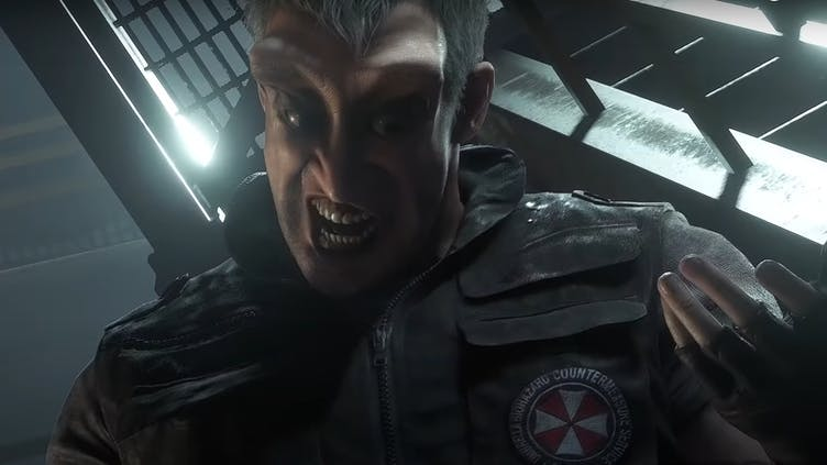 What happens when you turn Resident Evil 3 Remake's facial animations up to 500%