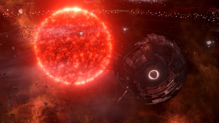 New story pack content coming to Stellaris