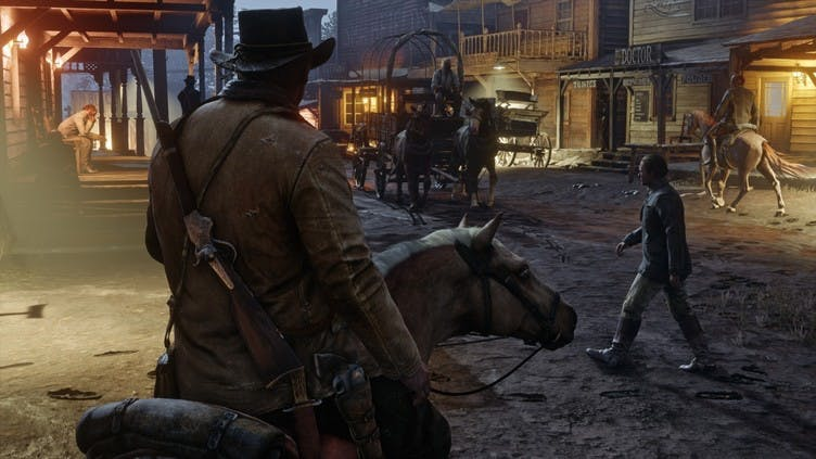 Red Dead Redemption 2 - What we know so far
