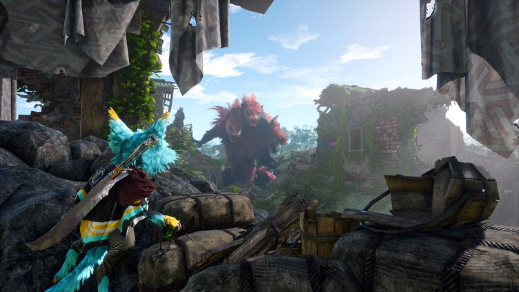 Everything you need to know about BIOMUTANT