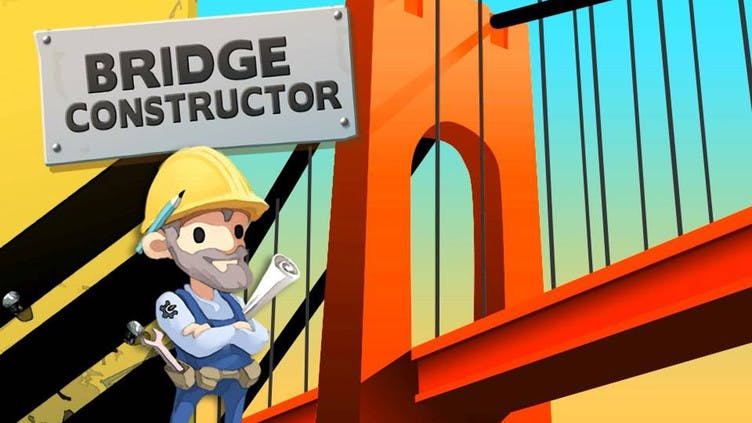 How a GIF helped Bridge Constructor
