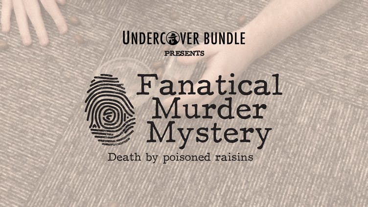 Guess Fanatical's mystery murderer to win $100 shopping spree