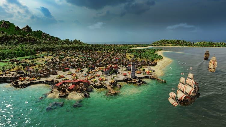 Port Royale 4 'extremely fun and rewarding to work on' says dev