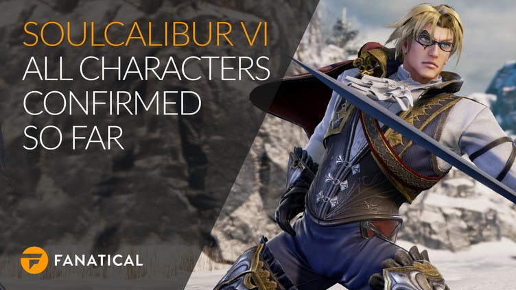 SoulCalibur VI - All characters confirmed so far