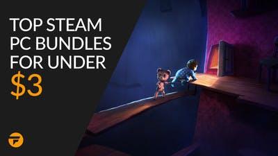 Top Steam PC bundles for under $3