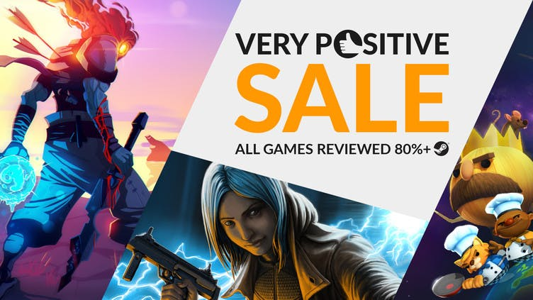 Fanatical Very Positive Sale - Our top picks