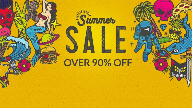 Summer Sale deals - Great Steam PC games with over 90% off