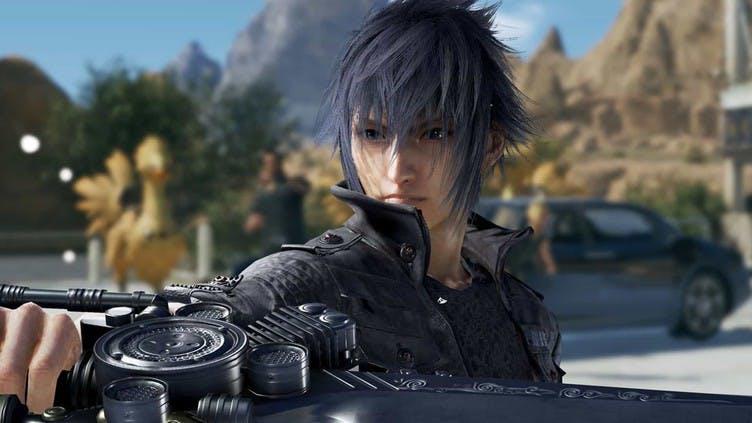 Final Fantasy XV's Noctis is heading to TEKKEN 7 - New screenshots and trailer