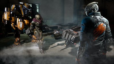 Disintegration looks like Destiny, Halo and Titanfall all rolled into one game