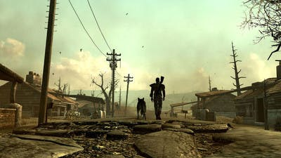 The history of Fallout games