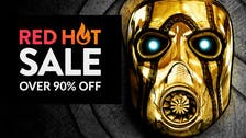 Which Steam PC games can you save over 90% on during the Red Hot Sale