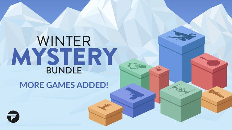5 great Steam games featured in the Winter Mystery Bundle
